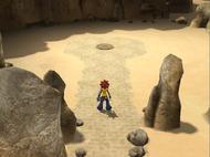 Poké espacio Roca en Pokémon XD
