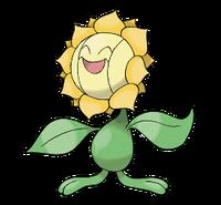 Ilustración de Sunflora