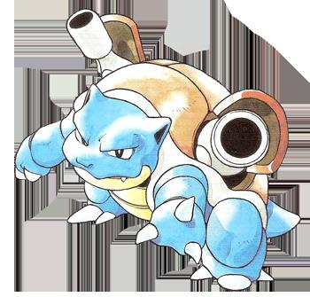 Archivo:Blastoise en la primera generación.png