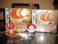 Pokémon Edición Oro HeartGold