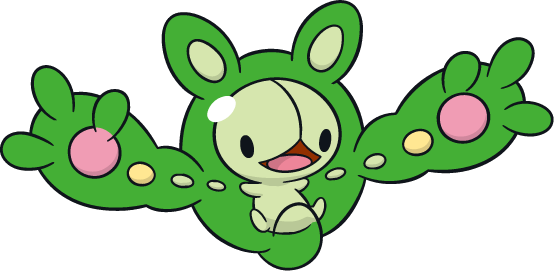 Archivo:Reuniclus (dream world).png
