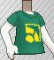 Camiseta con logotipo verde.png