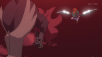 EP936 Hawlucha usando golpe kárate.png