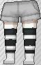 Calcetines de rayas negro.png