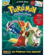 Revista Pokémon Número 22