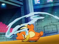 Archivo:EP571 Buizel usando pistola agua en el suelo.png