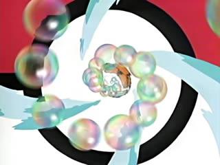 Archivo:EP437 Squirtle de May en el concurso.jpg