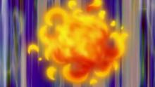 EP739 Heatran usando pirotecnia 1