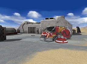 Imagen de Laboratorio de Pokémon oscuros