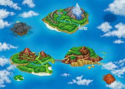 Oblivia en Pokémon Ranger: Trazos de Luz
