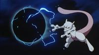 P01 Mewtwo usando bola sombra