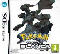 Carátula de Pokémon White en Español