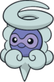 Castform nieve (dream world).png