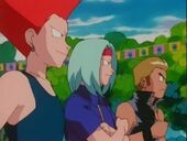 Tsuyoshi, Hisashi y Tetsuya