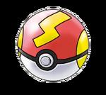 Ilustración de la Rapid Ball