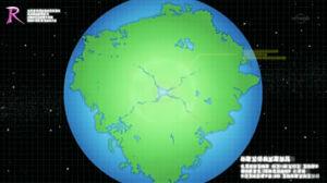 EP669 Mapa topográfico prehistórico del mundo Pokémon.jpg
