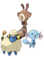 Ilustraciones de Pokémon de HGSS