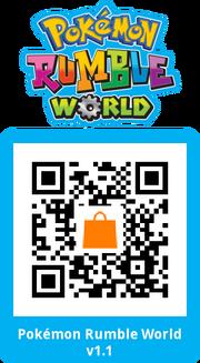 Código QR Actualización de Pokémon Rumble World.png
