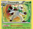 Chesnaught (XY TCG)
