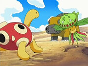 EP534 Shuckle de Butch vs Carnivine de James y Hippowdon.jpg