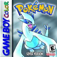 Carátula de Pokémon Plata