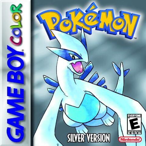 Archivo:Carátula de Pokémon Plata EN.jpg