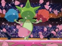 Archivo:EP354 Roselia usando Danza petalo.jpg