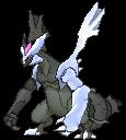 Imagen de Kyurem negro en Pokémon X y Pokémon Y