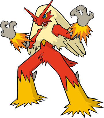 Archivo:Blaziken (dream world).png