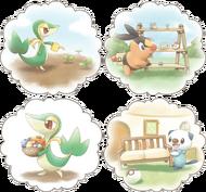 Pokémon Dream World actividades