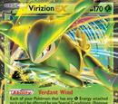 Virizion-EX (Plasma Blast TCG)