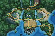 Cueva Electrorroca mapa