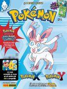Revista Pokémon Número 8