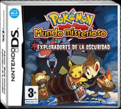 Archivo:Carátula Pokémon Mundo Misterioso Exploradores de la Oscuridad.png