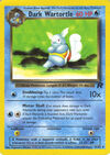 Dark Wartortle (Team Rocket TCG)