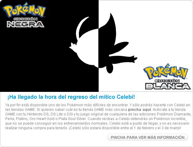 Archivo:Evento de Celebi en tiendas GAME España 2011.png