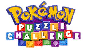Archivo:Logo Pokémon Puzzle Challenge.png