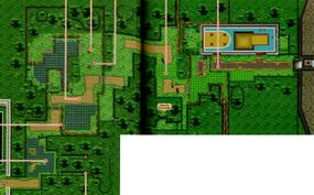 Mapa de la ruta 5
