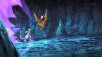 PO04 Mewtwo usando barrera