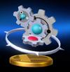 Trofeo de Klinklang SSB4 Wii U.png