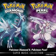 Pokémon Diamond & Pokémon Pearl - Super Music Collection.png