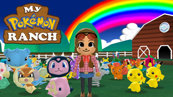 Archivo:Carátula My Pokémon Ranch.png
