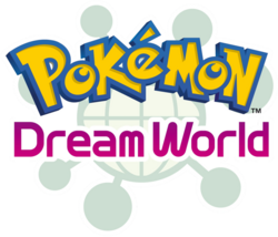 Logo Pokémon Dream World (Ilustración).png
