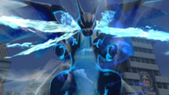 Mega-Charizard X Pokkén Tournament