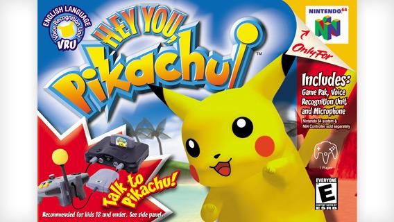 Archivo:Hey You, Pikachu!.jpg