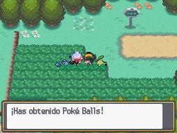 Recibiendo Poké Balls de Lira HGSS.png
