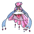 Mega-Diancie ROZA