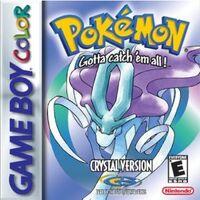 Carátula de Pokémon Cristal