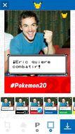 Fotomatón Pokémon diseño 2-2