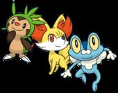 Pokémon iniciales Kalos gottacatchemall.png